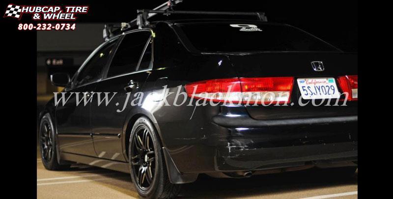 Honda Accord Niche Nr6 M105 Wheels Anthracite Amp Milled Spoke