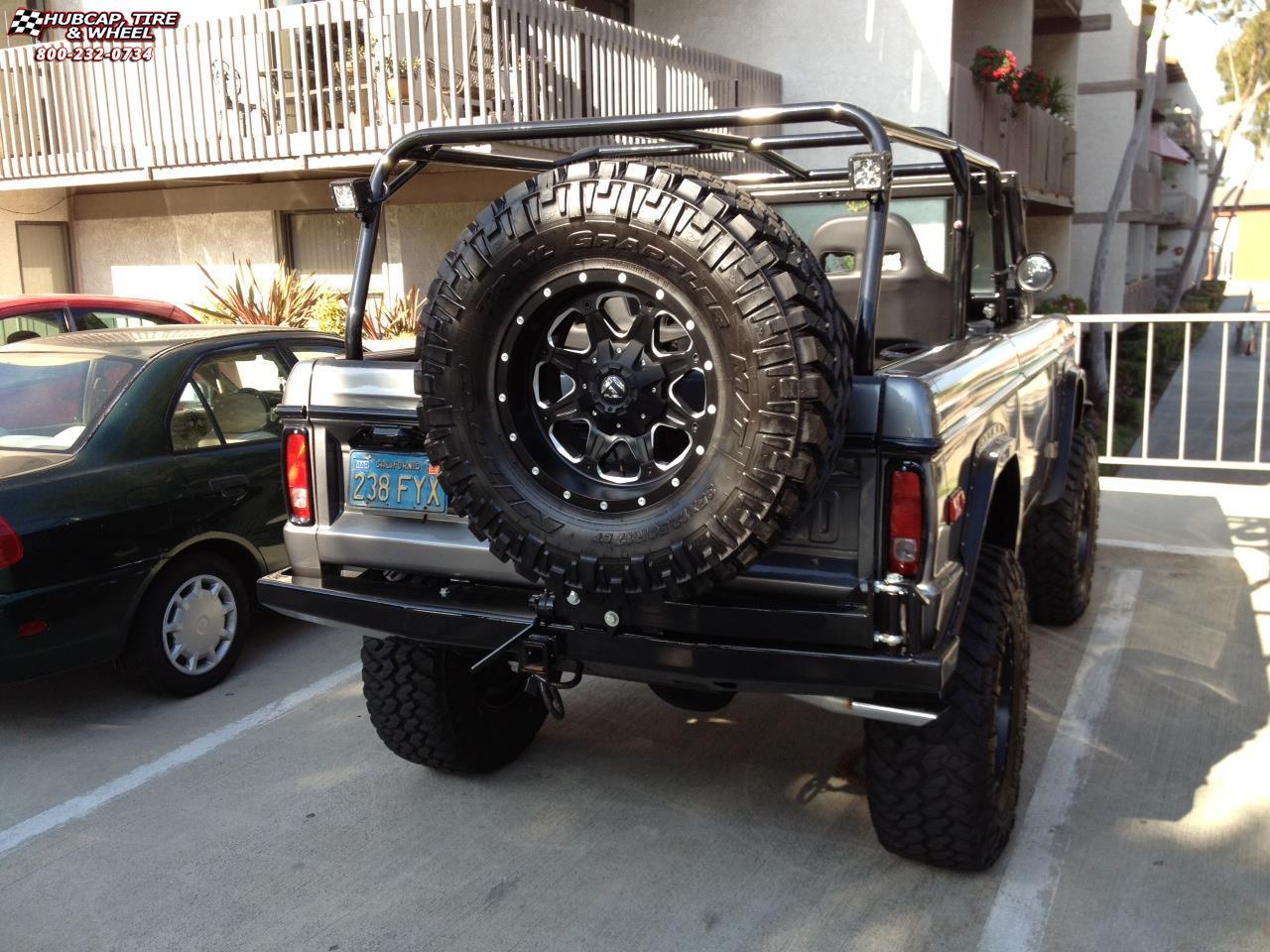 Bronco on 1996 Bronco Lifted