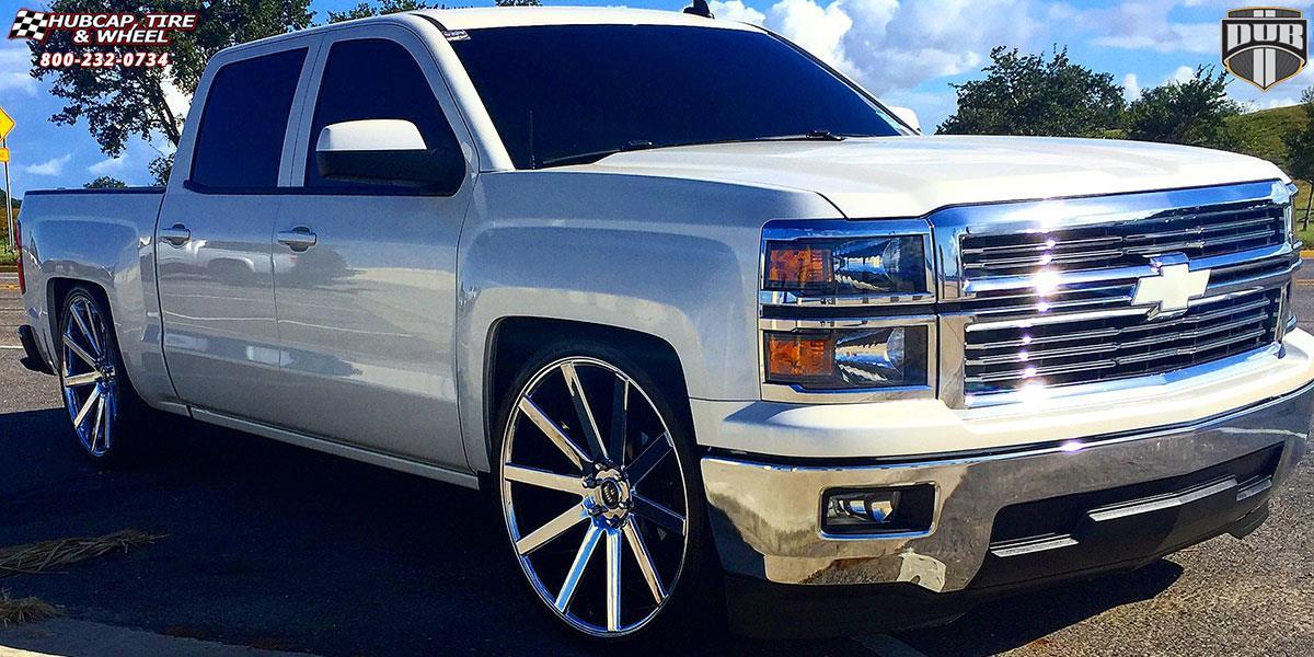 Amazoncom 22 Inch Wheels Rims Tires Chevy Silverado