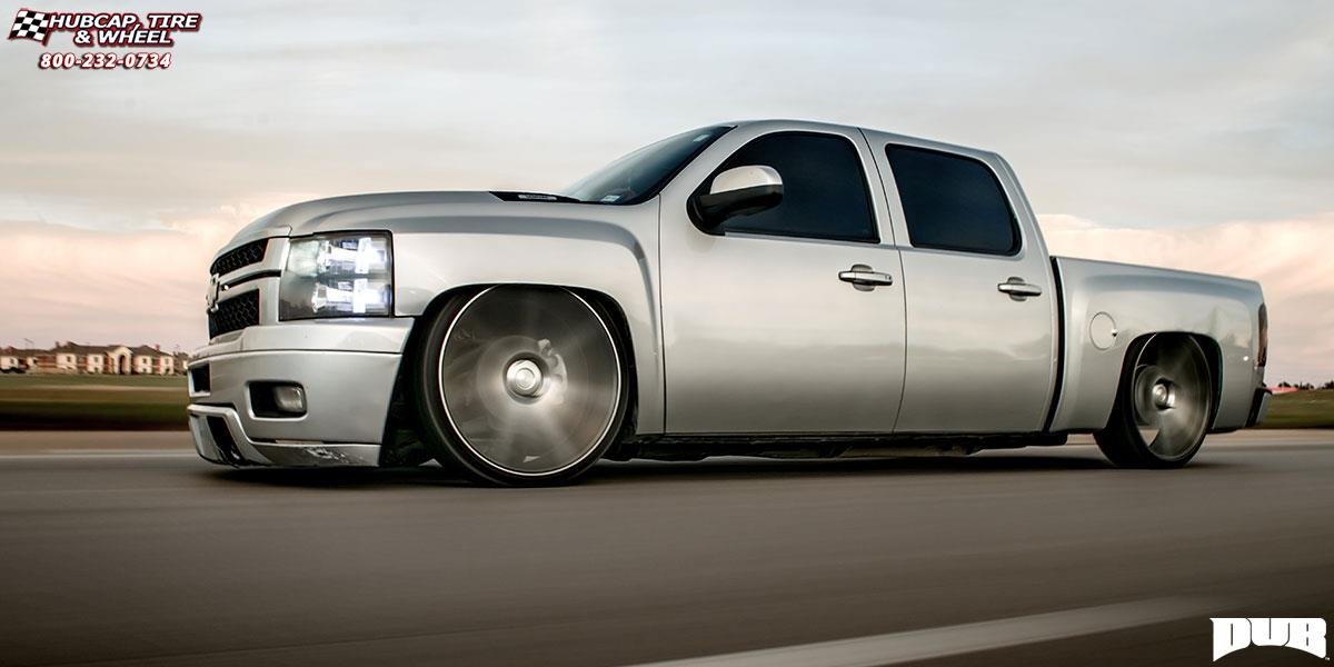 2005 Chevrolet Silverado 1500 >> Chevrolet Silverado 1500 Dub Future - S127 Wheels Black ...