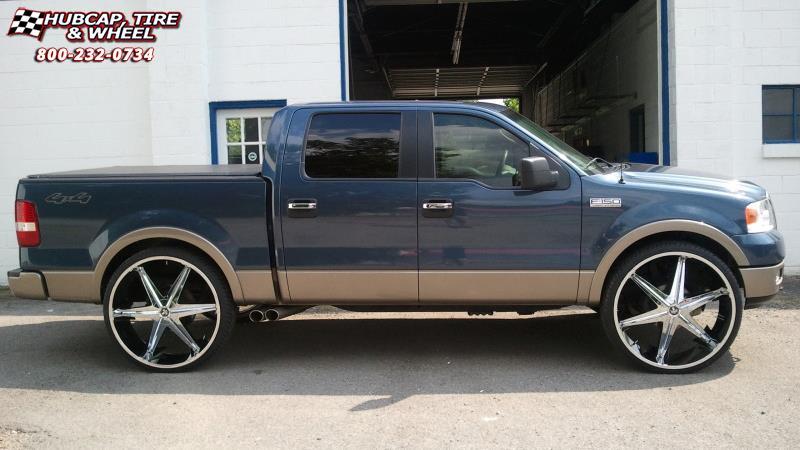 Ford f 150 dub big homie iii s177 wheels