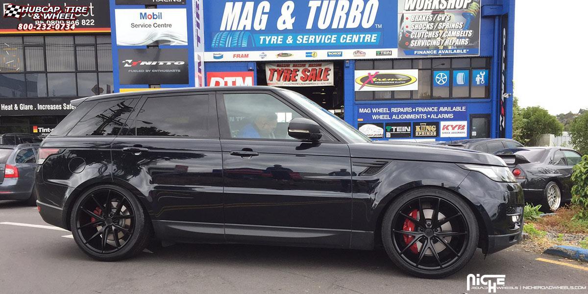 Land Rover Range Rover Sport Niche Misano M117 Wheels