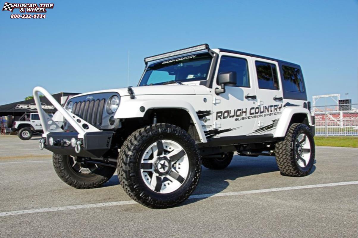 Jeep Wrangler Xd Series Xd811 Rockstar 2 Wheels