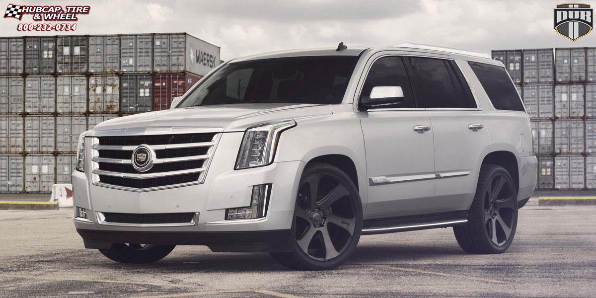 Dub Swerv Escalade on 2002 Cadillac Escalade Custom