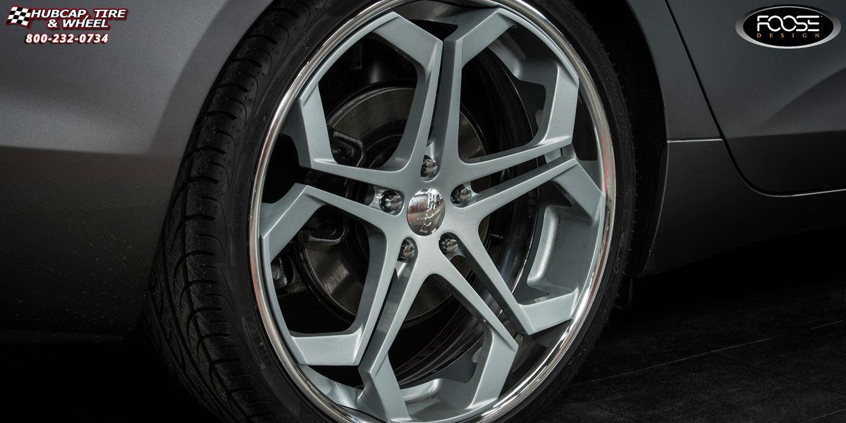 2015 Chevrolet Impala Foose Impala F229 Concave Wheels ...