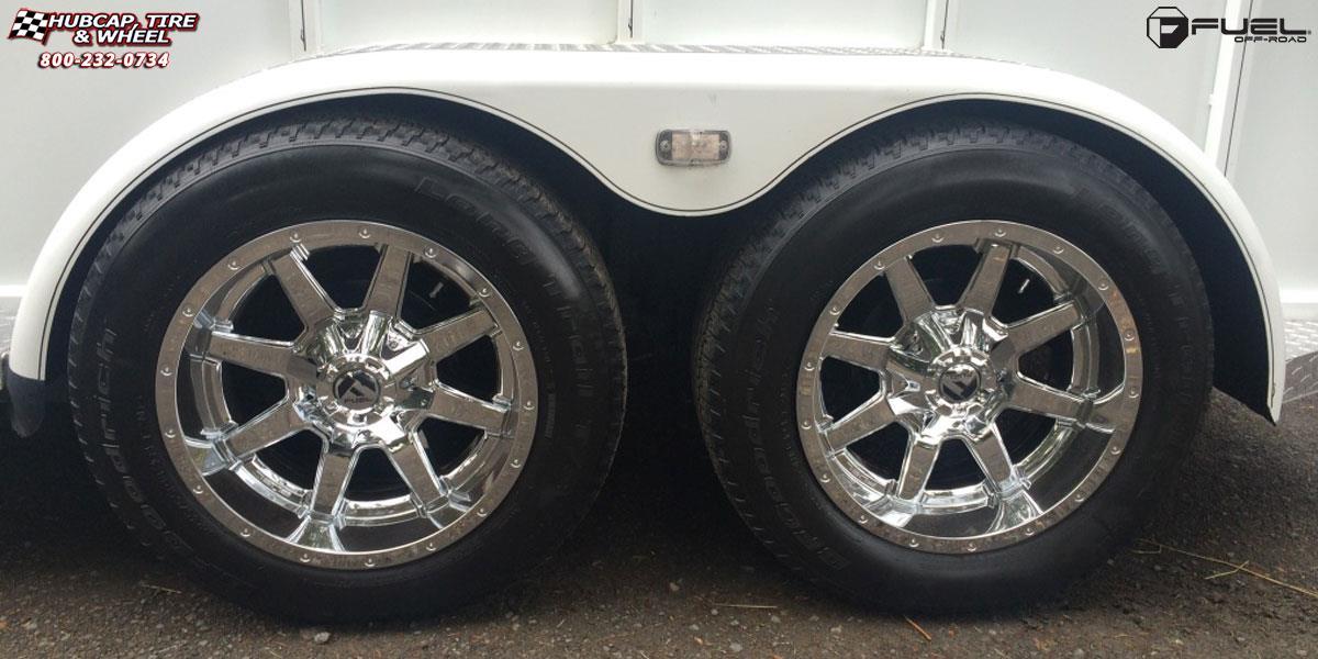 Fuel D536 Maverick Wheels Amp Rims
