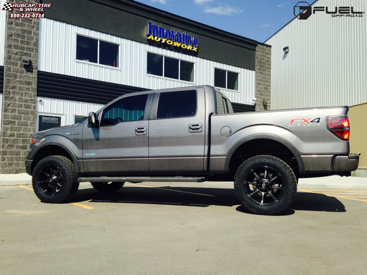 Ford F150 Wheels And Tires Package