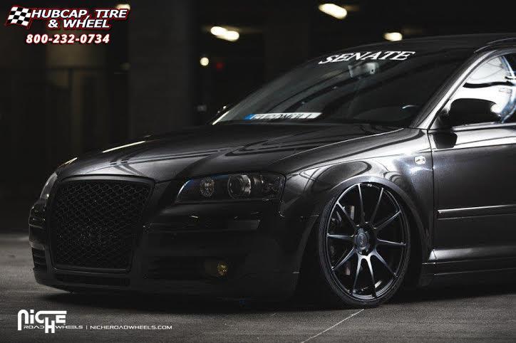 White Audi S3 Sedan Black Rims On Matte A3 - illinois-liver  |Audi A3 Sedan Black Rims