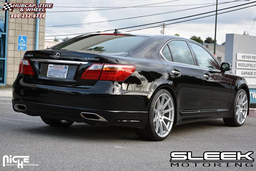 Lexus Ls460 Niche Essen M146 Wheels 21x10 5