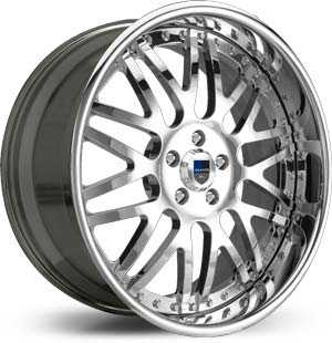 Asanti AF 120  Wheels Chrome