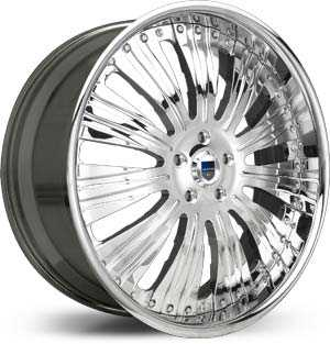 Asanti AF 136  Wheels Chrome