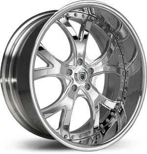 Asanti AF 143  Wheels Chrome