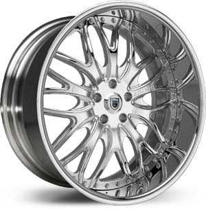 Asanti AF 147  Wheels Chrome