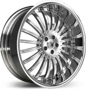 Asanti AFC 402  Wheels Chrome