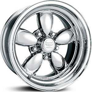 American Racing Vintage VN420 Classic 200S 2 Piece  Wheels Polished