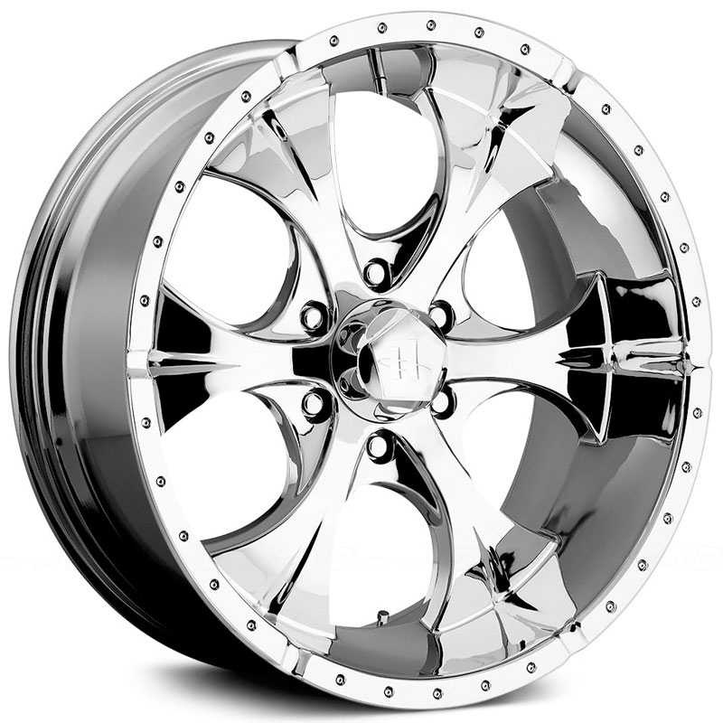 Helo HE791  Wheels Chrome