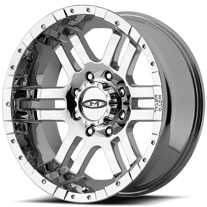 Moto Metal MO951  Wheels Chrome