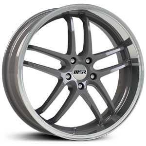 MSR 085  Wheels Silver