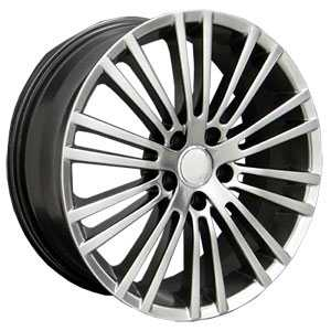 Volkswagen (VW06)  Wheels Hyper Black