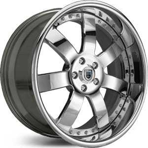 Asanti AF 121  Wheels Chrome