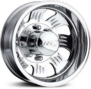 16x6 Eagle Alloy 130 Dually Polished REV