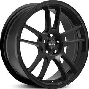 MSR 043  Wheels Black