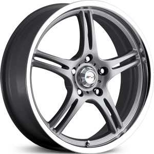 MSR 044  Wheels Silver