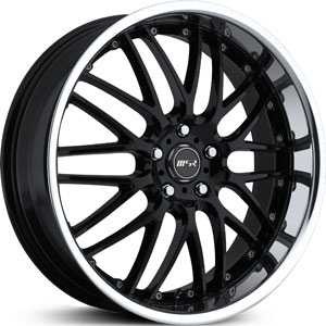 MSR 093  Wheels Black