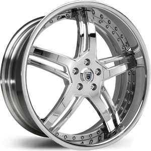 Asanti AF 162  Wheels Chrome