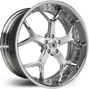 Asanti AF 164  Wheels Chrome