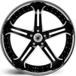 Asanti AF 167  Wheels Black/Two Tone