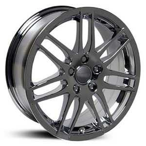 Audi New RS4 AU05  Wheels Chrome