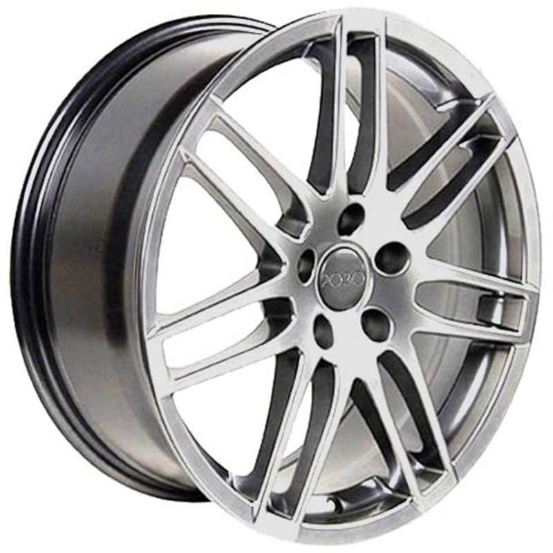 Audi New RS4 AU05  Wheels Hyper Silver