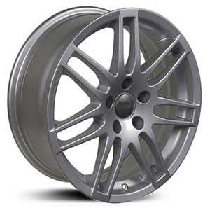 Audi New RS4 AU05  Wheels Silver