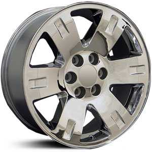 Chevy Yukon CV81  Rims Chrome