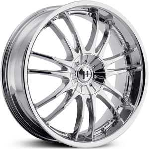 Helo HE845  Rims Chrome