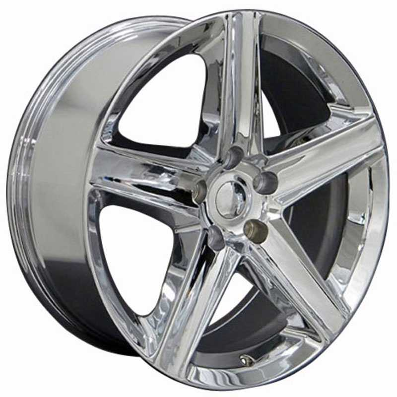 Jeep Cherokee JP06  Wheels Chrome