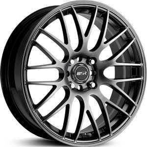 MSR 045  Wheels Hyper Gray