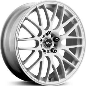 MSR 045  Wheels Silver