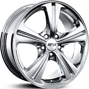 MSR 046  Wheels Chrome