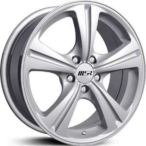 MSR 046  Wheels Silver