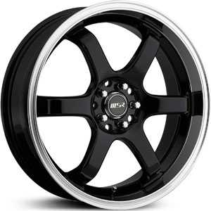 MSR 065  Wheels Black