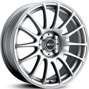 MSR 068  Wheels Silver