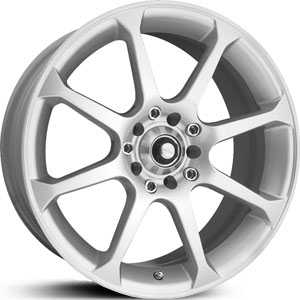 MSR 169  Wheels Silver