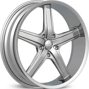 U2 120-SA  Wheels Chrome