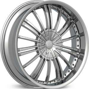 U2 125  Wheels Chrome