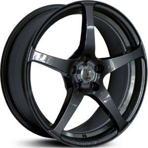 Velocity 225  Wheels Gloss Black