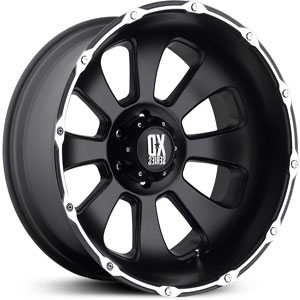 20x12 XD Series Armour Matte Black/Machined REV