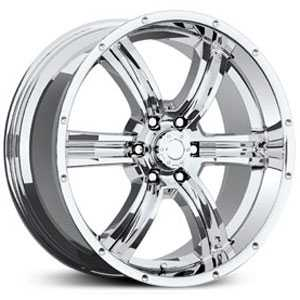 Eagle Alloy 070 Chrome