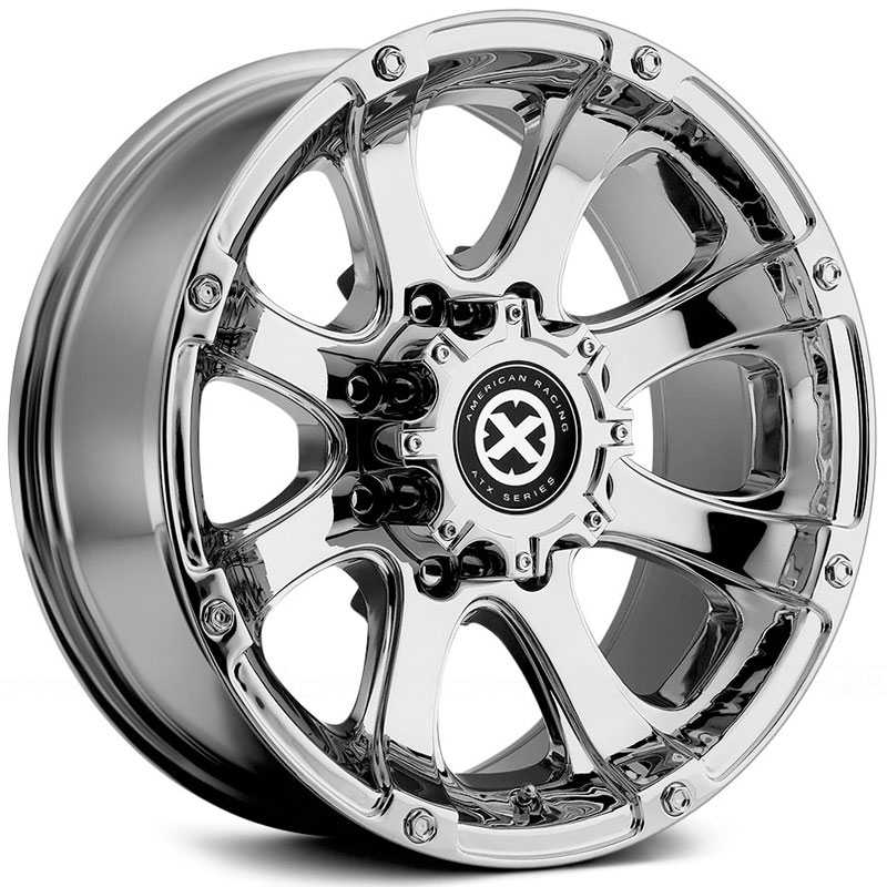 ATX Series AX188  Ledge  Wheels Chrome